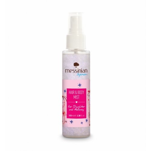 Messinian Spa Hair & Body Mist for Daughter & Mommy Eau Fraiche 100ml