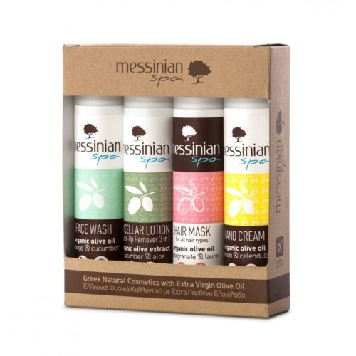 Messinian Spa Travel Kit No2