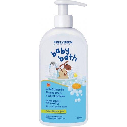 BABY BATH - Βρεφικό Αφρόλουτρο 300ml