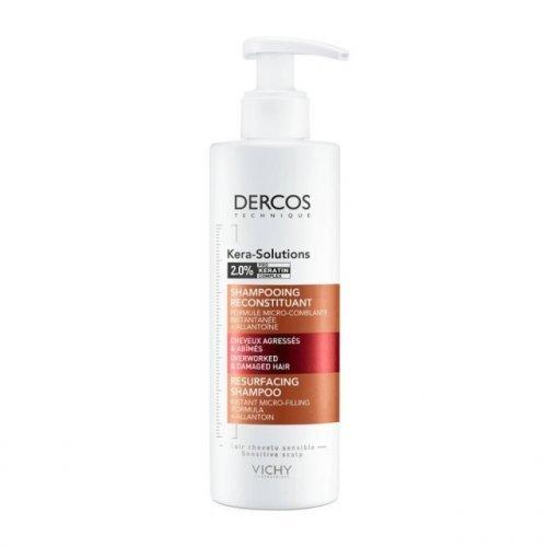 Vichy Dercos Kera-Solutions Resurfacing Shampoo Αναζωογονητικό Σαμπουάν 250ml
