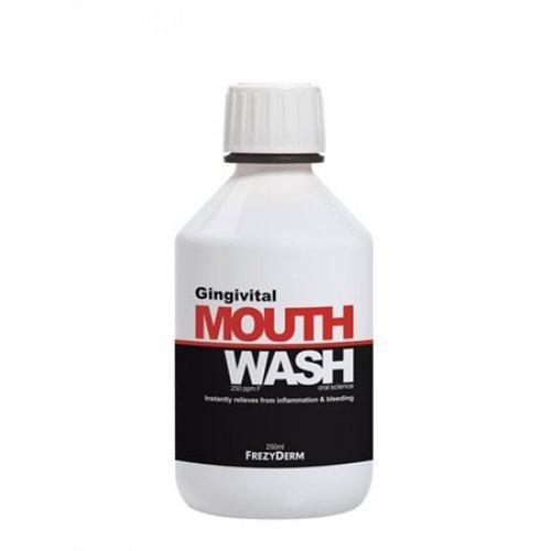 GINGIVITAL MOUTHWASH Στοματικό διάλυμα για προστασία από ουλίτιδα 250ml