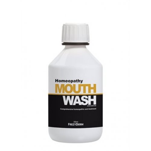 HOMEOPATHY MOUTHWASH Στοματικό Διάλυμα - Ομοιοπαθητική 250ml
