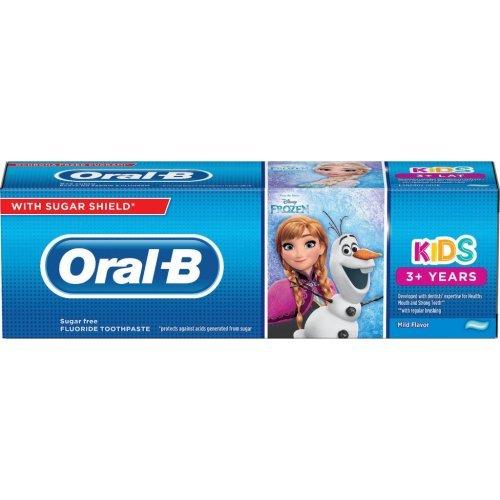 Oral-B Frozen  Παιδική Οδοντόκρεμα 3+ Ετών 75ml
