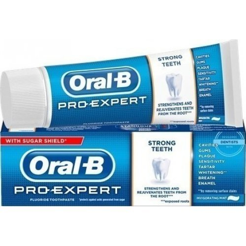 Oral-B Pro Expert Strong Teeth Οδοντόκρεμα για Δυνατά Δόντια  75ml