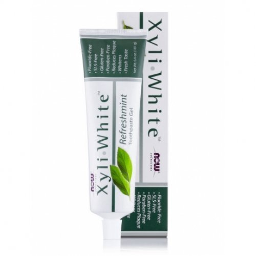 NOW XYLIWHITE™ REFRESHMINT TOOTHPASTE GEL 181ml